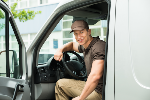 Oxygen Concentrator Rental Delivery Driver