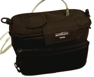image of one of the portable oxygen concentrators from Oxygen Assistant