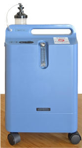 image of home oxygen concentrator